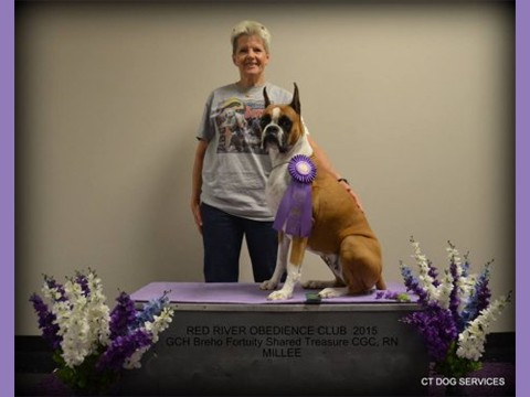 June 6, 2015 -- Red River Obedience Club -- RN
